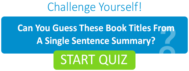 Can You Guess These Book Titles From A Single Sentence Summary?