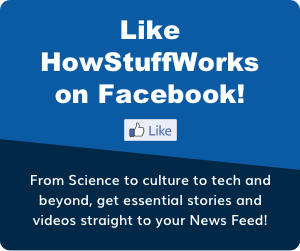 Like HowStuffWorks on Facebook