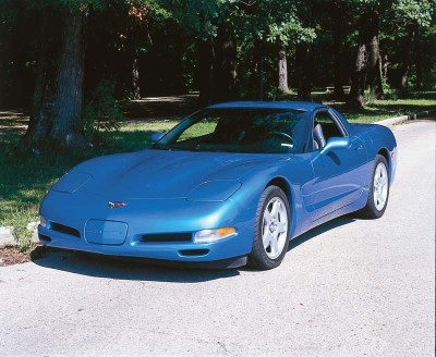 The 2000 Corvette hardtop was an artifact of a plan for a stripped-down model aimed at all-out performance enthusiasts.