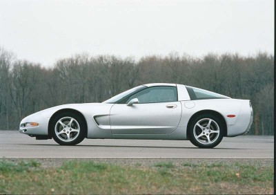 Buyers of 2001 Corvettes could opt to take delivery at the National Corvette Museum, near the Bowling Green, Kentucky, factory.