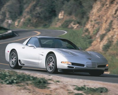 The 2002 Corvette Z06 got the most attention for the year, with its LS6 engine muscled up to 405 horsepower.