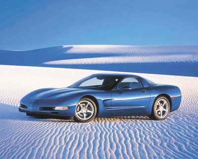 The hatchback was once again the most affordable 2002 Corvette at $41,005 plus a $645 destination charge.