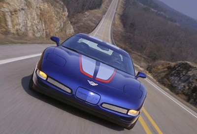 All 2004 Corvettes were virtual carryovers from 2003, except for the addition of the special Commemorative Editions.