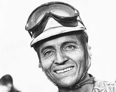 The 1955 NASCAR Grand National Champion Tim Flock.