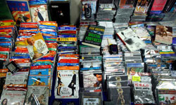 1: Theft, Bootlegging & Other Problems - 10 Ways DVDs Have Changed