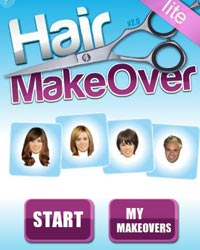 3: Hair Makeover - 10 Mobile Apps for Fashionistas ...