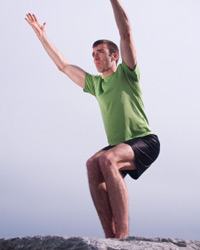 8 chair pose  10 yoga exercises for seniors  howstuffworks