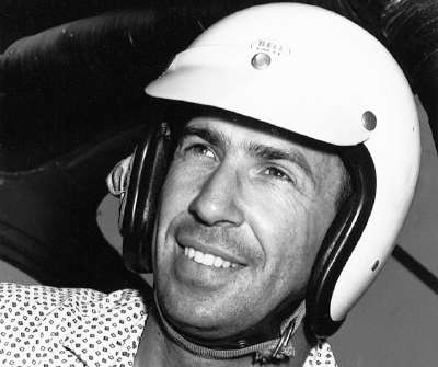 1961 NASCAR Grand National Champion Ned Jarrett.