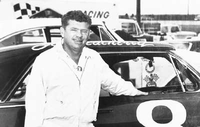 1962 NASCAR Grand National Champion Joe Weatherly.