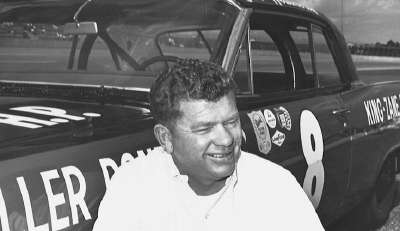 1963 NASCAR Grand National Champion Joe Weatherly.
