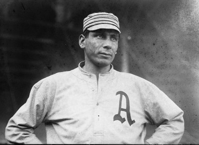 Chief Bender 1913 baseball player