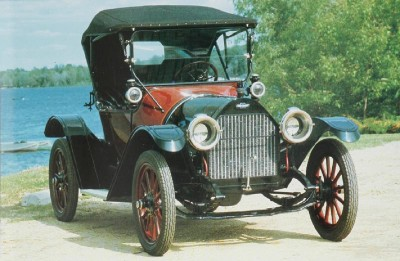 1914 Chevrolet Series H Royal Mail roadster