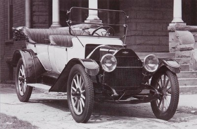 1915 Chevrolet Series H Baby Grand touring