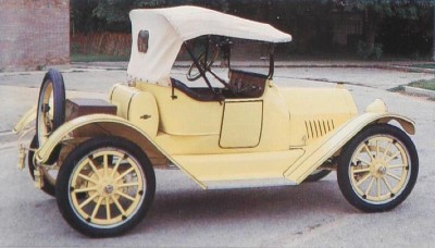 1915 Chevrolet Series H Royal Mail roadster
