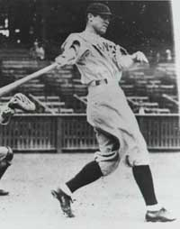 St. Louis Browns' George Sisler