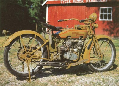 1920 Harley Davidson 20 J Howstuffworks