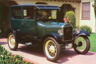 Of 1927 Ford Model Ts, the Tudor was the most popular closed model with more than 78,000 built.