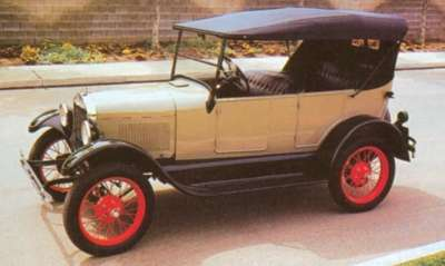 Open cars were still the most popular 1927 Model Ts, with the roadster leading the way.