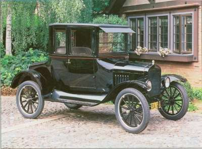 During 1923, a new coupe design replaced the old