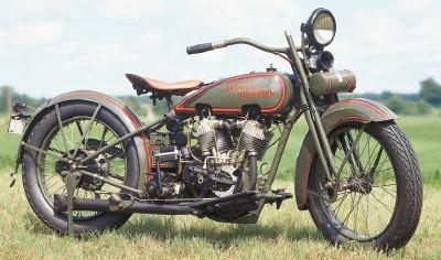 Harley Davidson Jd