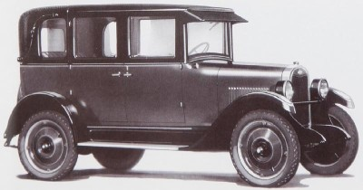 1926 Chevrolet Series V Superior