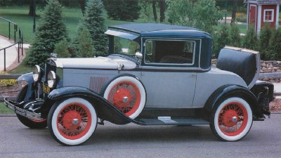 1929 Chevrolet Series AC International