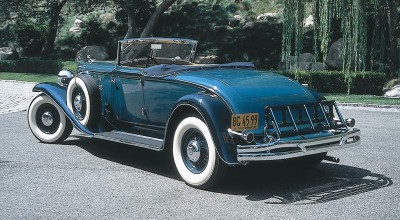 The poor sales of the 1932 Chrysler were caused by the Great Depression.