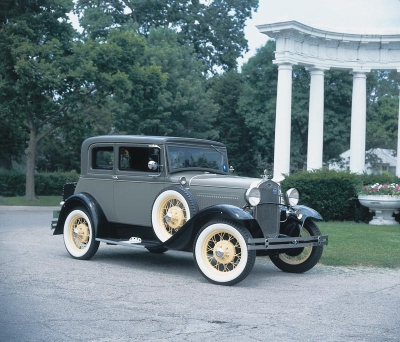 1931, 1932, 1933, 1934 Fords and Ford V-8 | HowStuffWorks