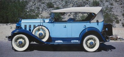 1932 Chevrolet Series BA Confederate