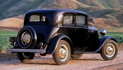 1932 Ford Model 18 station wagon