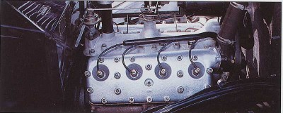 Ford Cabriolet, Engine