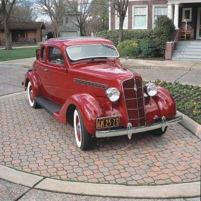 Plymouth's efforts to create a thoroughly reengineered lineup for 1935 were rewarded with increased sales.