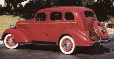 1935 Chevrolet Standard and Master DeLuxe Photos | HowStuffWorks