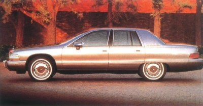 1992 Buick Roadmaster >> 1992 Buick Roadmaster Howstuffworks