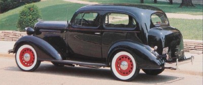 1936 Chevrolet Standard and Master DeLuxe | HowStuffWorks