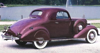 1936 chevy side view