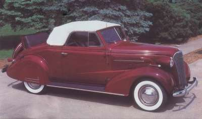 A larger, lighter, more powerful six-cylinder engine was at the heart of the 1937 Chevrolets.