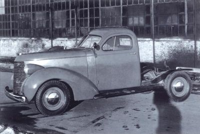 1938 Studebaker Coupe-Express