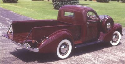 1939 Studebaker Coupe-Express