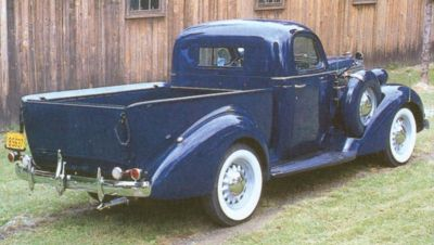 1938 Studebaker J-5 Coupe-Express