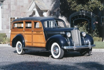 1938 Packard Six