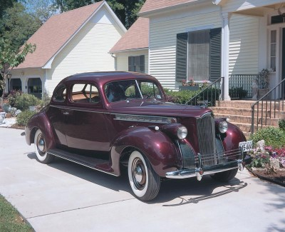 1940 Packard Six