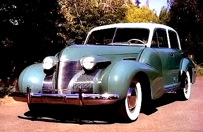 1938-1941 Sixty-Special Cadillac