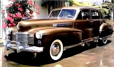 1939-1940 Sixty-Special Cadillac