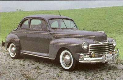 1947 Mercury Monarch Sedan-Coupe