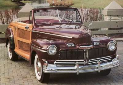 1946 Mercury Sportsman