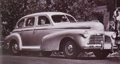 1942 Chevrolet Master DeLuxe and Special DeLuxe | HowStuffWorks