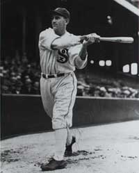 Luke Appling was star shortstop for the Chicago White Sox for close to 20 years.