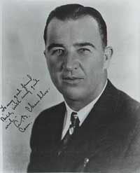 Happy Chandler was baseball's second Commissioner.