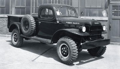 1940'S Dodge Power Wagon For Sale >> Dodge Power Wagon In The 1940s And 1950s Howstuffworks